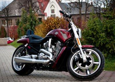 Harley Davidson V-rod – Detailing motocykla – przygotowanie dosezonu