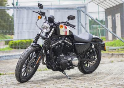Harley Davidson – przygotowanie dosprzedaży