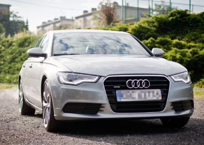 Audi A6 C7 – przygotowanie dosprzedaży PREMIUM