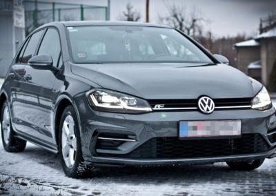 Volkswagen Golf R-line – korekta One-Step