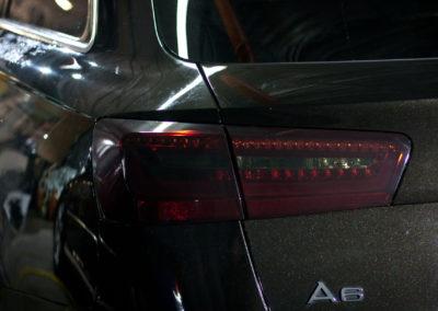 Audi A6 – przyciemnienie lamp