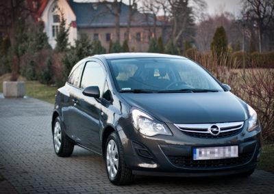 Opel Corsa – przygotowanie pozakupowe