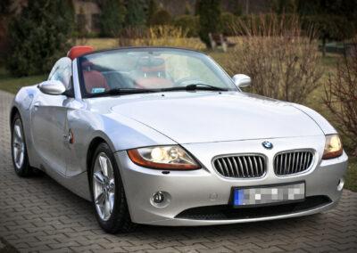 BMW Z4 – Przygotowanie dosprzedaży